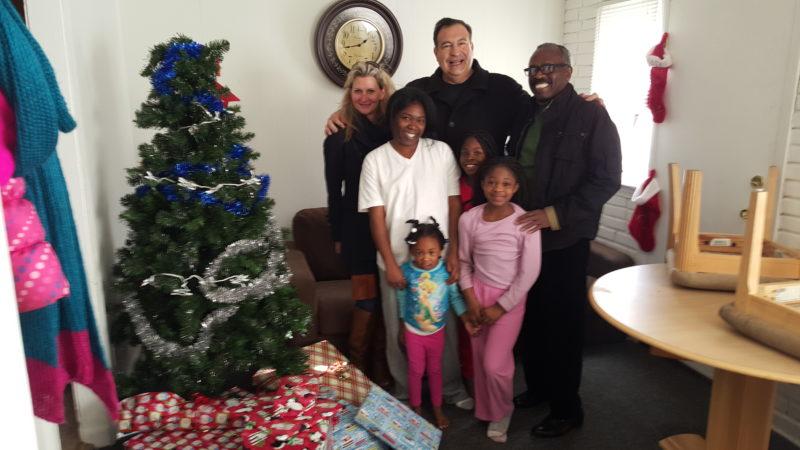 """Tarabicos Grosso """"Adopts"""" 7 Families for Christmas 2015!"""