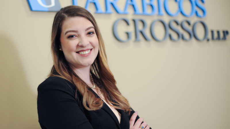 Kristina Lehman Admitted to Delaware Bar