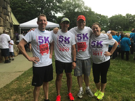 Tarabicos Grosso, LLP Co-Sponsors the Epilepsy Foundation of Delaware's Freedom from Seizures 5K Run/Walk