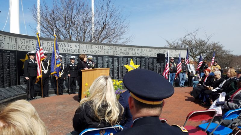 Tarabicos Grosso helps fund Delaware Gold Star Families Memorial