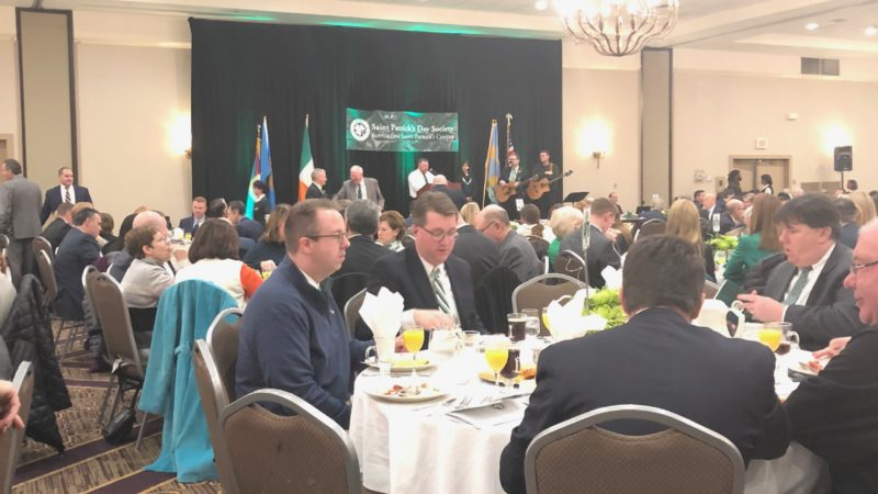 Tarabicos Grosso sponsors 25th Annual St. Patrick's Day Society Events