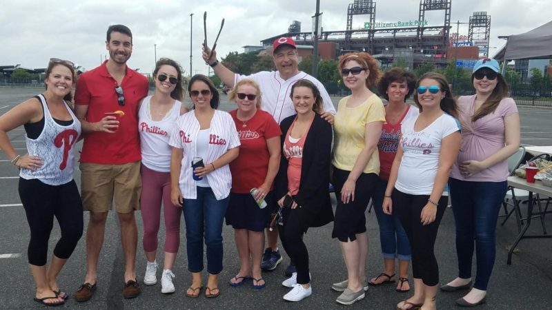 Tarabicos Grosso Phillies Tailgate and Outing